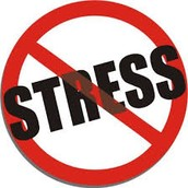 Stress is not good for students