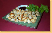 mini dumplings