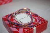 Tripla Wrap Bracelet~$20