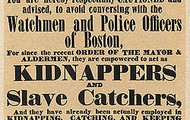 Kidnappers and Slave Catchers!