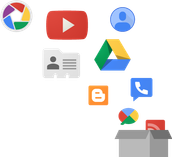 Ready to export/download a copy of your Google Drive/Google Apps files?