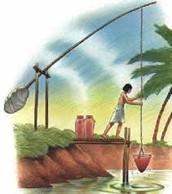 watering hook