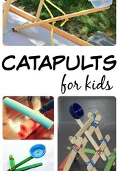 14 Catapults for Kids to Create
