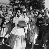 School Desegregation (1950's)