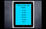 What is your age range