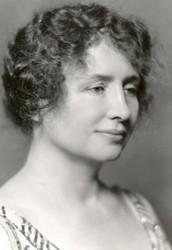 Hellen Keller blurb