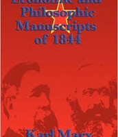 Economic and philosophical manuscripes