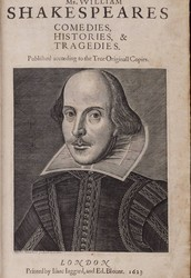 The Life and Times of William Shakespeare: Death