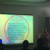 Science Presentations