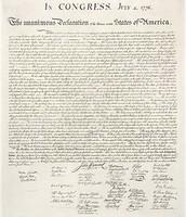 הכרזת העצמאות