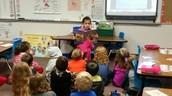 Sharing Reading Skills