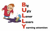 This is what BULLY stands for