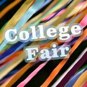 Texas Colleges Fair during lunch on Feb. 23rd!!
