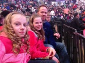 Us at The Circus