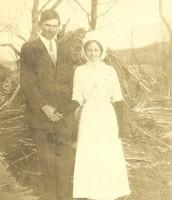 Aaron Beebe and Retta Burton