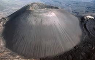 Cinder Cone Volcanoe