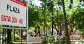 Plaza Batallon 40