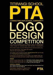 PTA LOGO COMPETITION!