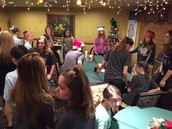 Caroling at Good Samaritan!