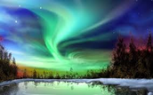 This is best time and place to view Aurora Borealis!