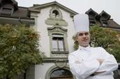Benoît Violier et son restaurant