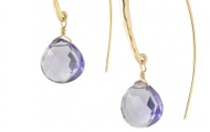 Arc Drop Earrings, $39