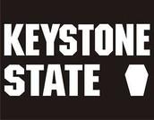 Nickname, The Keystone State