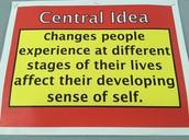 Who We Are Central Idea