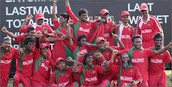 Maldives Cricket Team