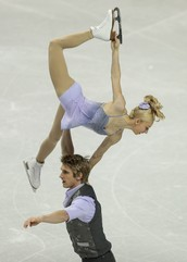 What pair skaters have to endure