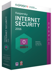 New Applications-Kaspersky Internet Secuirty