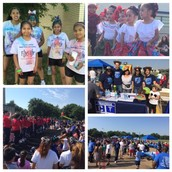 TJ Feeder Pattern Celebrates Families at Color Run & PREP-U