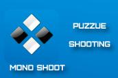 Mono Shoot 白黒ブロック消しパズルシューティング