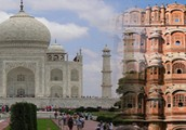 Golden Triangle Tour 4 Days - A 4 Days Tour of India's Golden Triangle Tour