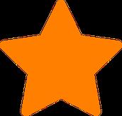 Thunder star logo (only the star)