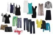la ropa de la señora mayor para quinientos