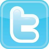 The first twitter logo