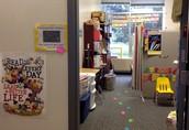 Room 4B  K Literacy Room