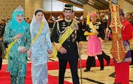 it's image of Sultan of Brunei Darussalam