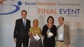 Koiki: empresa perteneciente al Area 31 ganadora del premio 'Mejor Empresa Europea de Innovación Social' otorgado por el EIB Institute
