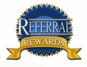 Enrollment Referral Rewards!