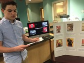 Students Presented,