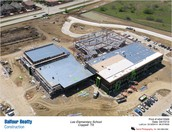 Latest Helicopter View of the Building
