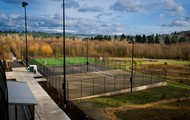 Sand Volleyball, Basketball and 2 Tennis Courts