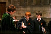 At Hogwarts Tran's Figuration is another class you will have