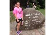 The Summit of Bukit Timah Nature Reserve