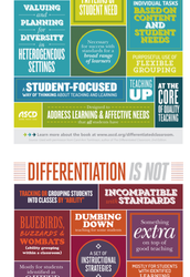 Differentiation What It is and What It is Not