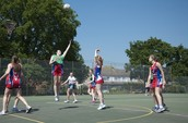 Our May fun netball event