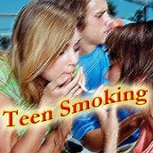 Teen starts smoking early then ever