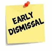 Professional Development Early Dismissal - No After-School Care - 1/13/15